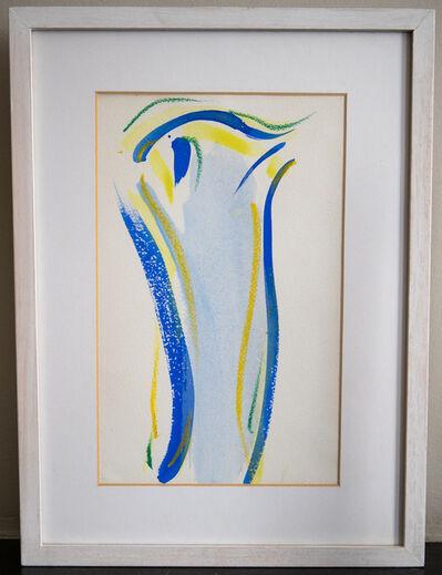 Olivier Debré, 'Merci de vos voeux, voici les miens les plus chaleureux ', 1920-1990