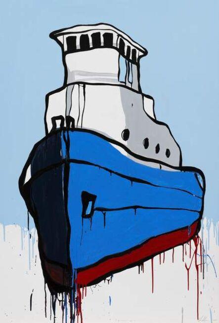 Jasper Knight, 'Boatsales.com.au', 2014
