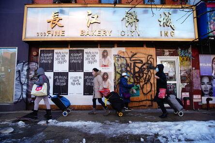 Locker Room, 'New York is Dead: Chinatown', 2021