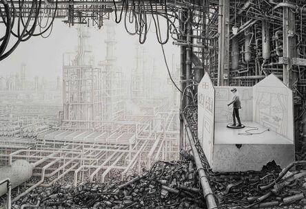 Laurie Lipton, 'Virtual Reality', 2015