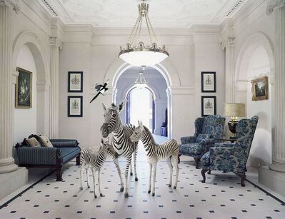 Karen Knorr, 'The Peers of the Realm, Entrance Hall', 2015