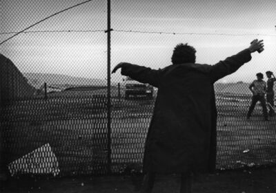 Graciela Iturbide, 'La Frontera, Tijuana', 1990