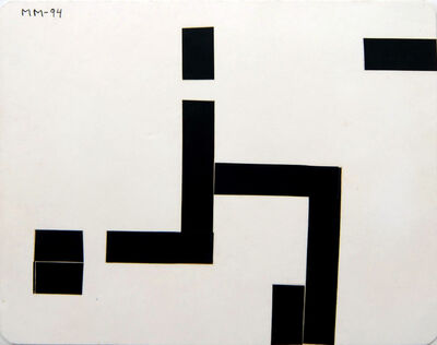 Montez Magno, 'Mondrian's Variations (Series)', 1994