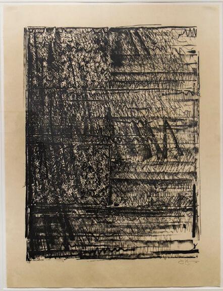 Jasper Johns, 'Two Flags (ULAE 212) ', 1980