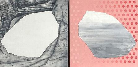 Kiki Gaffney, 'Pink Portal', 2016