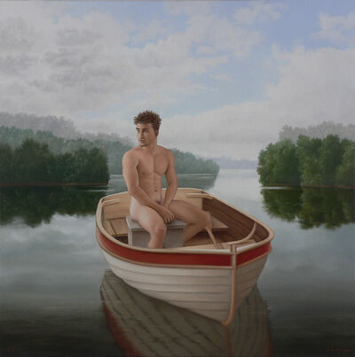 Wes Hempel, 'The Lost Oar,'