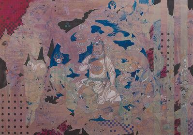 Baatarzorig Batjargal, 'Lord of Sky', 2016