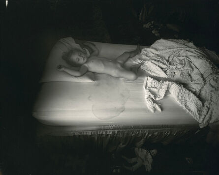 Sally Mann, 'The Wet Bed', 1987