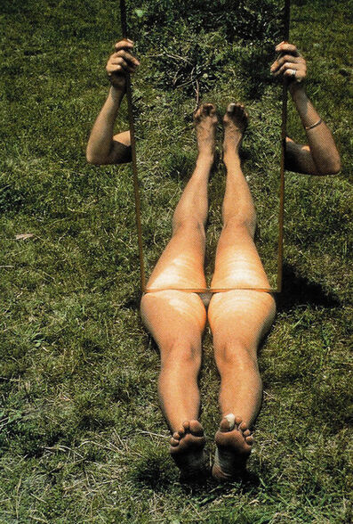 Joan Jonas, 'Mirror Piece I', 1969