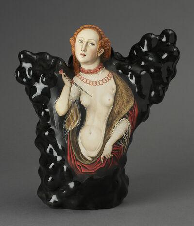 Kadri Pärnamets, 'Question of Honor —Lucretia, after Lucas Cranach the Elder', 2015