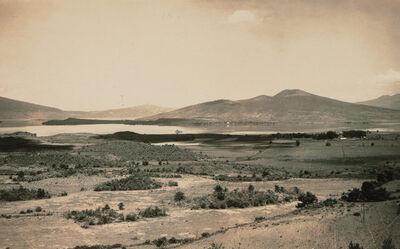 Hugo Brehme, 'Lago de Patzcuaro, Michoacan'