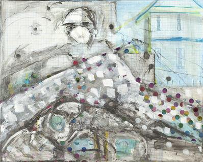 Marsha Nouritza Odabashian, 'Flattening the Curve #7', 2020