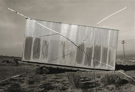 Thomas Barrow, 'Horizon Rib, f/t/s Cancellations', 1974