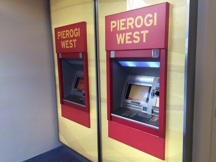 Andrew Ohanesian, 'Pierogi West ATM Vestibule', 2016