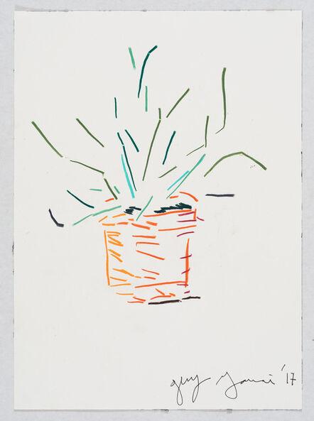 Guy Yanai, 'Lost Friend Plant', 2017
