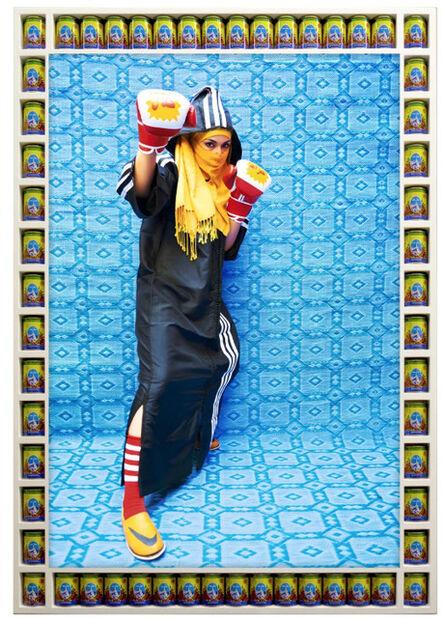 Hassan Hajjaj, 'Southpaw', 2012
