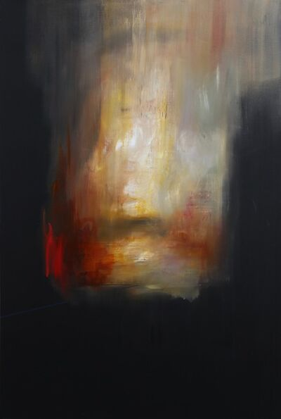 Jake Wood-Evans, 'Hurrah for the Whaler Erebus! Another Fish! After Turner II', 2019