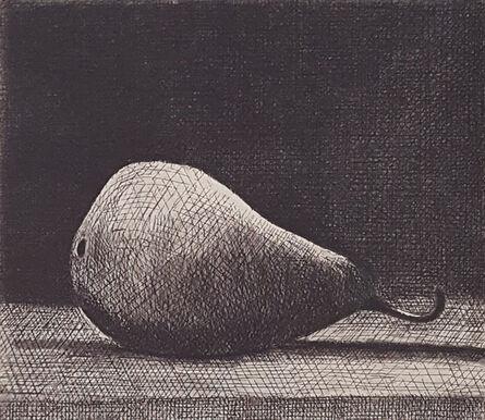 Dan McCleary, 'Reclining Pear', 2017