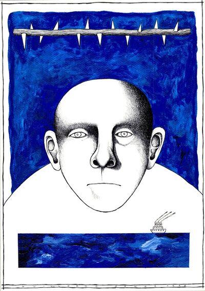 Guillermo Ganga, 'Portrait II', 1998