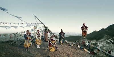 Jimmy Nelson, 'XXIX 1  Paro Pass, Bhutan, 2016  ', 2016