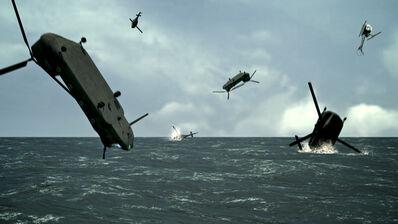 Dinh Q. Lê, 'South China Sea Pishkun', 2009