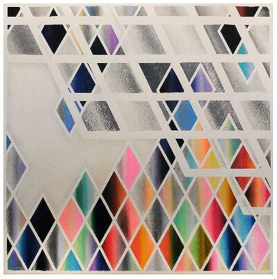 Anne Wölk, 'Composition 4 (variation on window theme) ', 2014