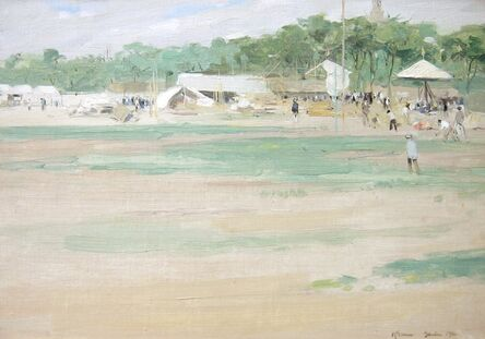 James Gunn, 'Seville', 1914