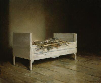 Anne Francoise Couloumy, 'Le Lit Blanc 1', 2010-2011