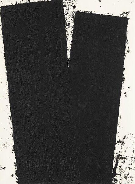 Richard Serra, 'Promenade Notebook Drawing IV', 2009