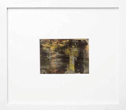 Gerhard Richter, 'Rain 1 (676-1)', 1988