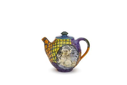 Roberto Lugo, 'Muhammad Ali Teapot', 2021
