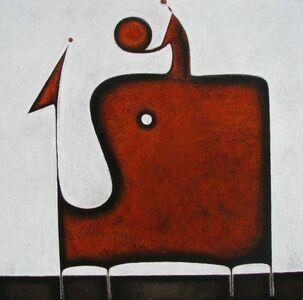 Karo Alexanian, 'Le grand voyageur II', 2012