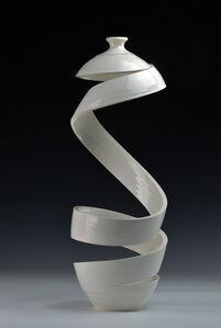 Michael Boroniec, 'Spatial Spiral: Ribbon I', 2019