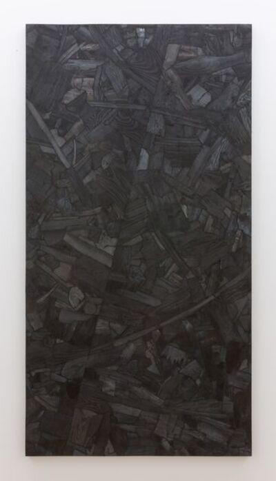Lee Bae, 'Issu du Feu 2', 2000