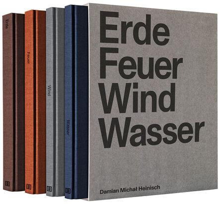Damian Michał Heinisch, 'Erde Feuer Wind Wasser', 2021