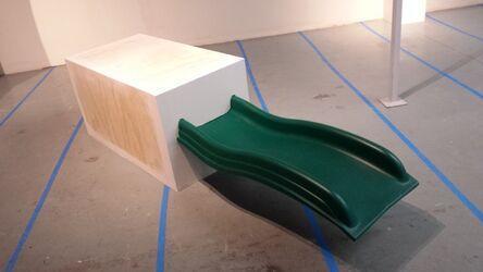 Oscar Figueroa, 'Green (End)', 2017