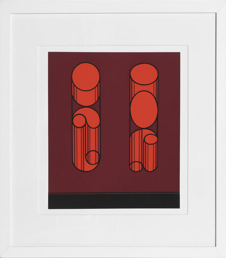 Josef Albers, 'Untitled from Formulation : Articulation', 1972