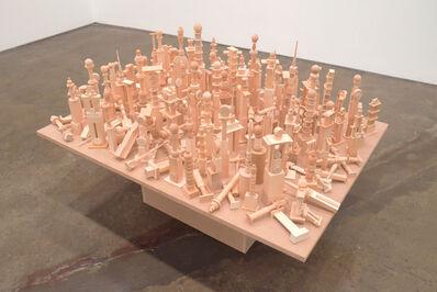 Roberta Allen, 'City of Dying Dreams', 2017