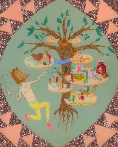Kristen Liu-Wong, 'Tree House', circa. 2014