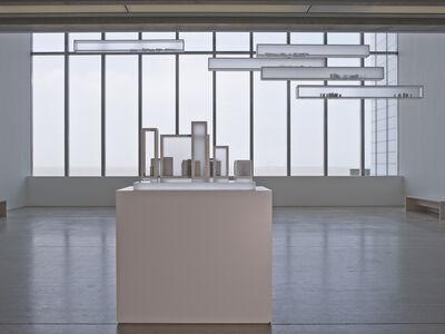 Edmund de Waal, 'bauspiel', 2014