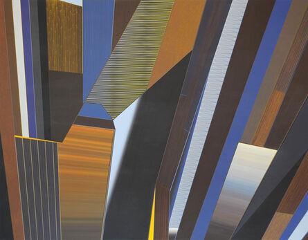 Aurelia Gratzer, 'Vertigo', 2014