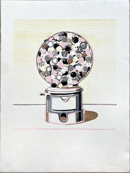 Wayne Thiebaud, 'Gum Ball Machine ( Variant)', 1971