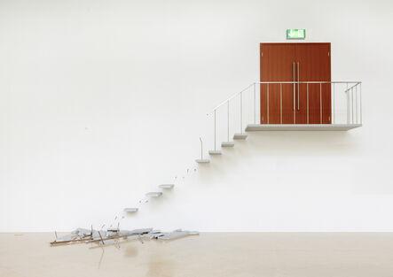 Elmgreen & Dragset, 'Emergency Exit', 2015
