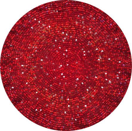 Nadia Myre, 'Meditations on Red #3', 2013
