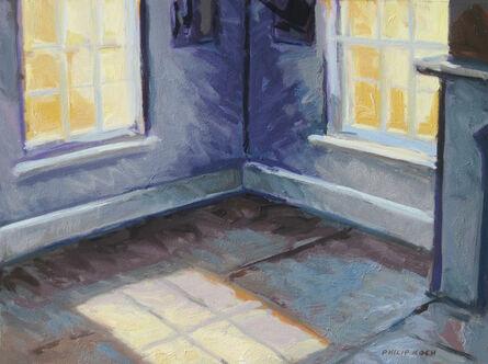 Philip Koch, 'Sun in an Empty Room Blue'