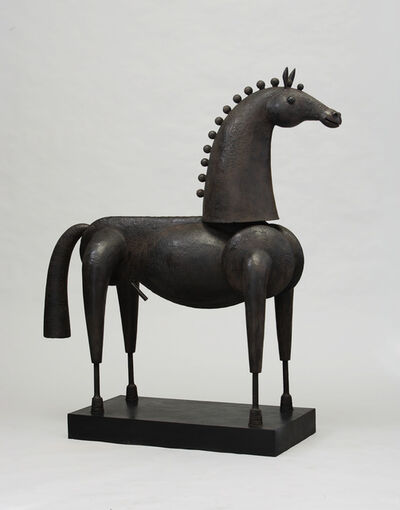 Jean-Marie Fiori, 'Horse', 2004