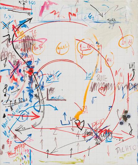 Thomaz Rosa, 'Sketch for Duda', 2020