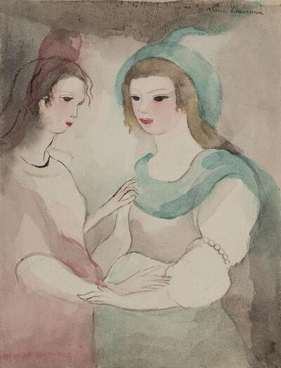 Marie Laurencin, 'Les deux amies', 1949