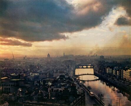 Evelyn Hofer, 'Dublin Sky', 1966