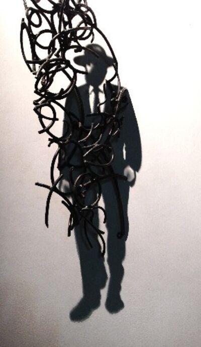 Larry Kagan, 'Man with Hat', 2012